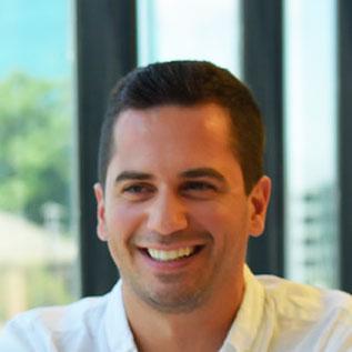 <span>Nick Santora</span><br />CEO